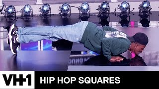 DC Young Fly & Michael Blackson's Push-Up Contest 'Deleted Scene'   Hip Hop Squares