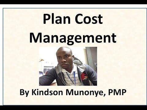20 Project Cost Management   Plan Cost Management