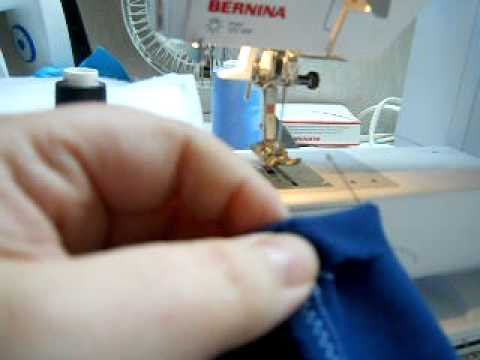 Sewing 101: Sewing a modest elastic waisted skirt in miniature scale pt 3