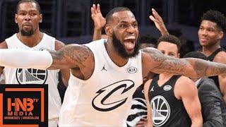 LeBron James (29 pts, 10 reb, 8 ast, 1 stl) Full Highlights vs Team Stephen / 2018 NBA All-Star Game