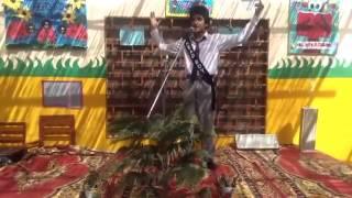 Best Urdu speech by Ali Sher Baloch