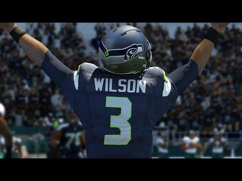 Is Russell Wilson a Game Manager or an Elite Quarterback? - Madden 25 Online Gameplay