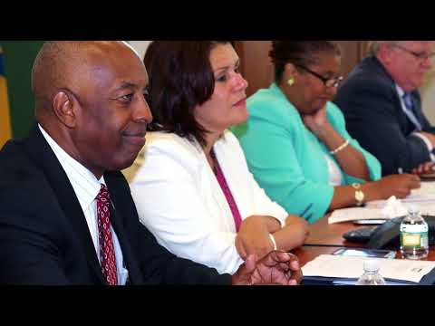 New Jersey's Urban Mayors Discuss Key Issues Facing NJ in 2017