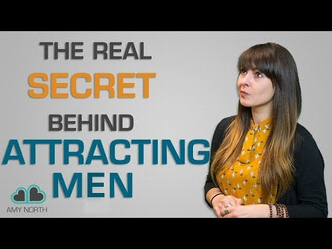 The REAL Secret Behind Attracting Men (Without Playing Hard To Get!)