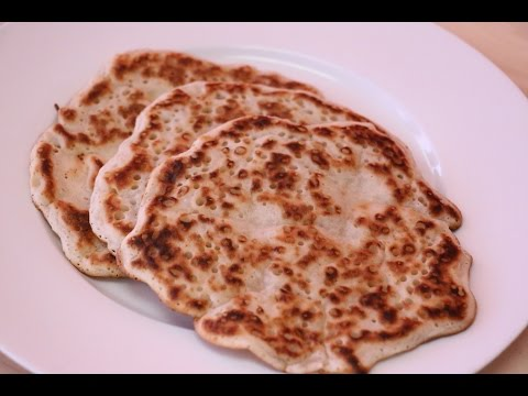 How to Make Gluten Free Naan
