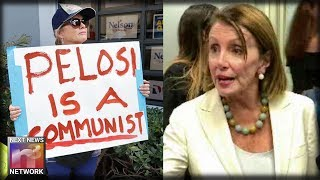Pelosi Feels The WRATH of Cuban-American Protesters After Showing Up With The ONE PERSON They HATE