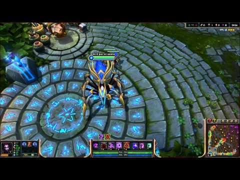 League of Legends- Victorious Elise/Elise Victoriosa Skin Spotlight