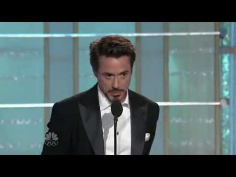 Robert Downey Jr.-Golden Globe Awards-best actor