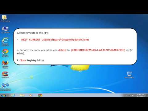 Fix Chrome Installation Failed - Chrome Installer Failed to Start