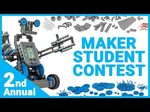 2nd Annual Maker Student Contest