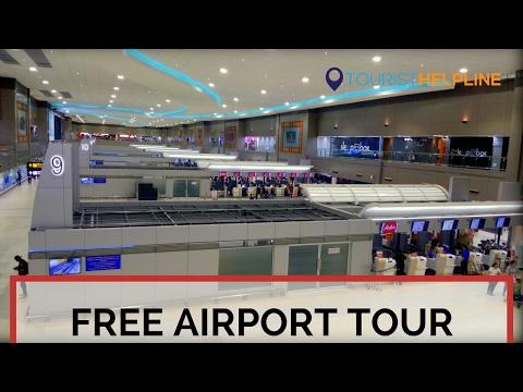 Bangkok Don Mueang Airport, GUIDE: Free Wifi, Free bus, Maps, Tourist Sim, Money Exchange, ETC.