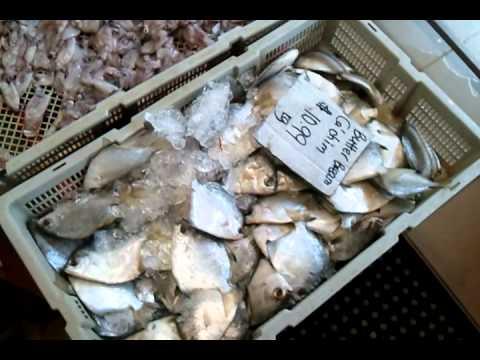 Seafood Selection at Mon's Fresh Seafood Market, Inala Qld 4077