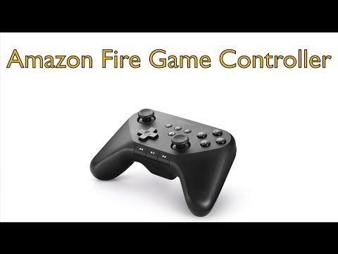 Amazon Fire Game Controller Unboxing