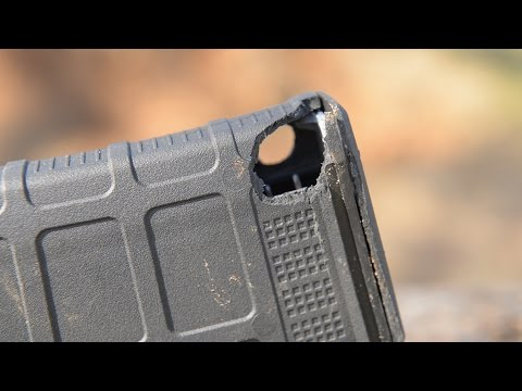 AR-15 Magazine Torture Test: Part 2