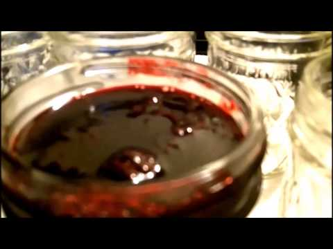Organic Black Raspberry Jam - How To Make Your Own Jams and Preserves