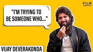 Vijay Deverakonda Interview | Dear Comrade | Kabir Singh | Anupama Chopra | Film Companion