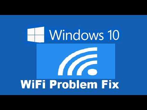 How to Solve Windows 10 Wifi Limited Access problem - Troubleshoot WiFi Not Connecting in Windows 10