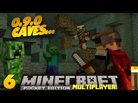 Minecraft PE Multiplayer 0.9.0 EP 6