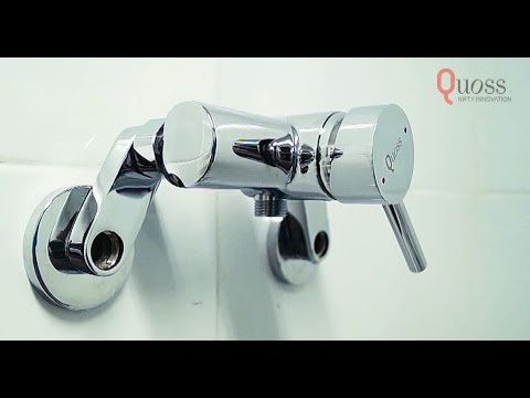 How to change old 2 taps to a single mixer