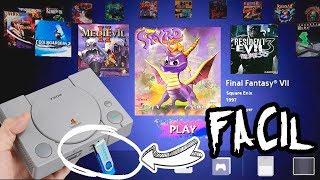 Instalando Juegos A La Playstation Classic Mini De Forma Fácil Con Usb