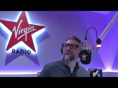 SPOILERS! Robert Sheehan on Virgin Radio UK