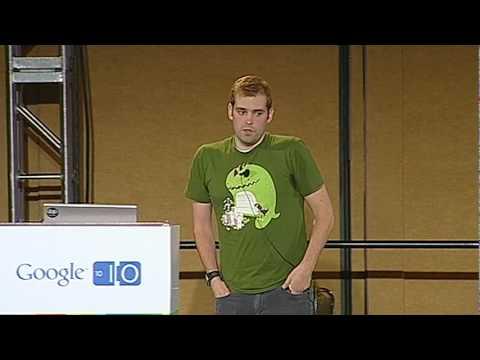 Google I/O 2010 - Using Google Chrome Frame