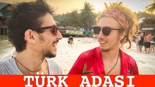 3 Yıldır Adada Yaşayan TÜRK'ÜN İlginç Yaşamı - Kamboçya'da Bir Türk Adası