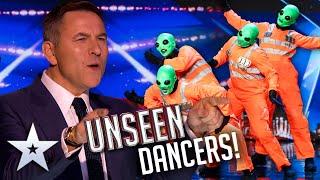 UNSEEN Dancers!   Auditions   Britain's Got Talent
