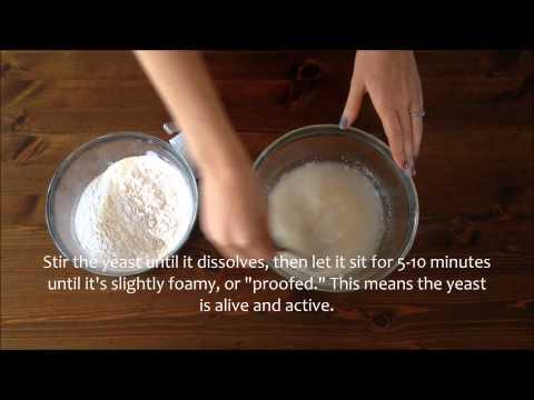 Girl Versus Dough: Instant Yeast vs. Active Dry Yeast