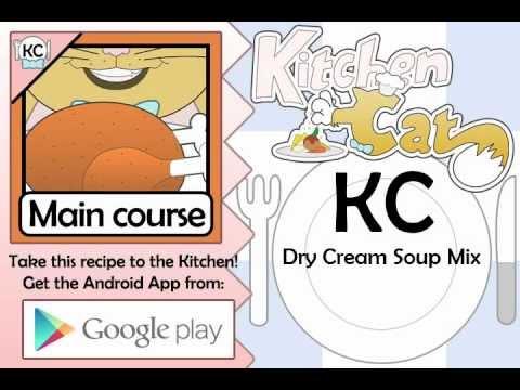 Dry Cream Soup Mix - Kitchen Cat