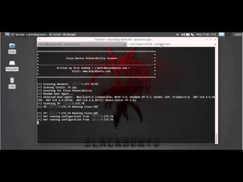 Cisco Exploit Scanner