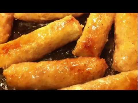 Cooking Breakfast Sausage