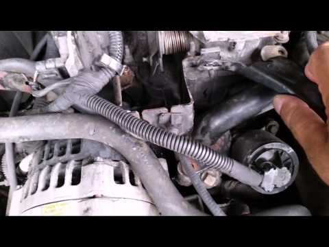 2000 Chevy Blazer thermostat replacement