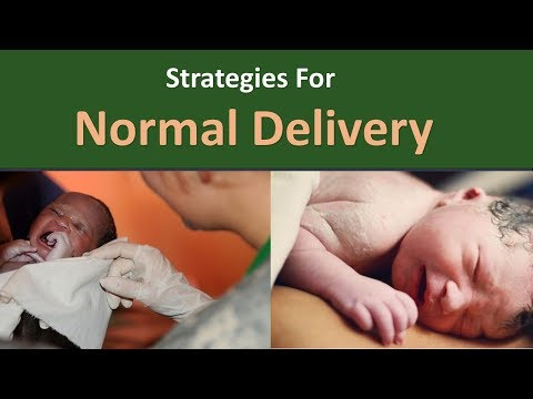 Strategies for Normal Delivery.|Breathing techniques while pregnant.