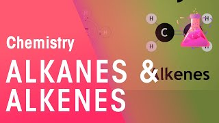 Alkanes And Alkenes The Chemistry Journey The Fuse School
