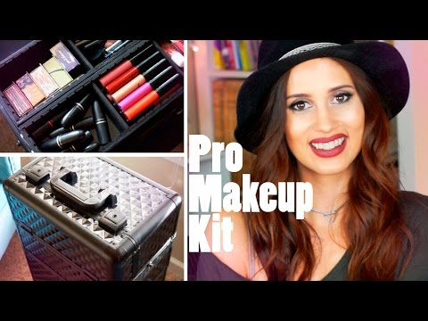 Professional Makeup Kit Tour