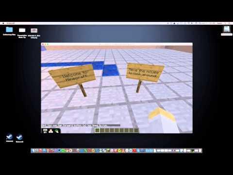 Minecraft Screenshots for Mac