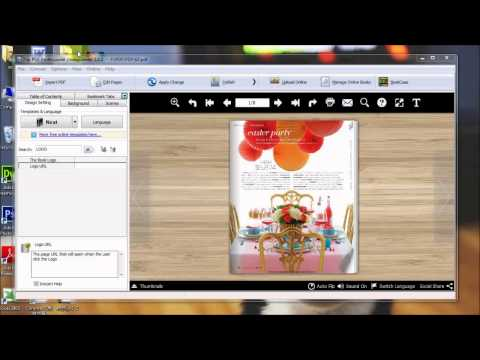Anyflip  PDF to Flash Magazine Mac Software to Build a Life like Page Flipping Magazine