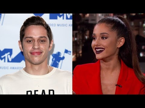 Why Ariana Grande & Pete Davidson's UNLIKELY Relationship Actually Makes Sense