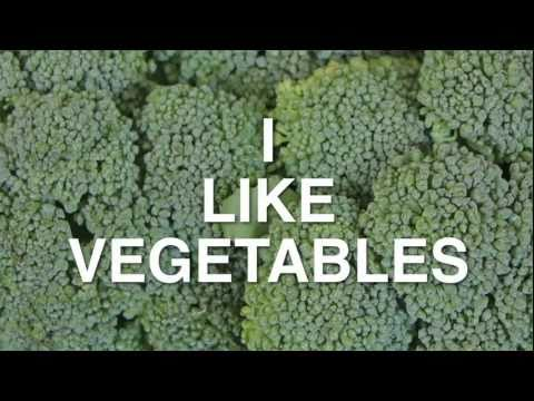 I Like Vegetables -- Parry Gripp