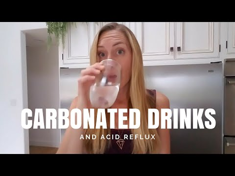 Are carbonated drinks bad for acid reflux?   * healing GERD & LPR *