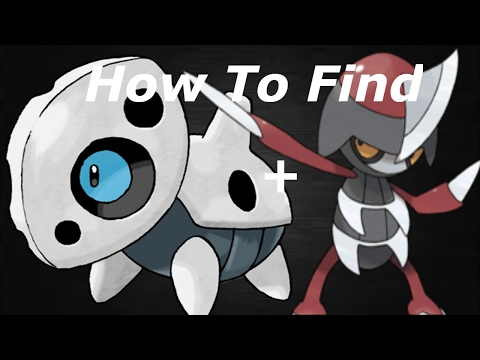 How To Find Aron and Pawniard | Pokemon Brick Bronze