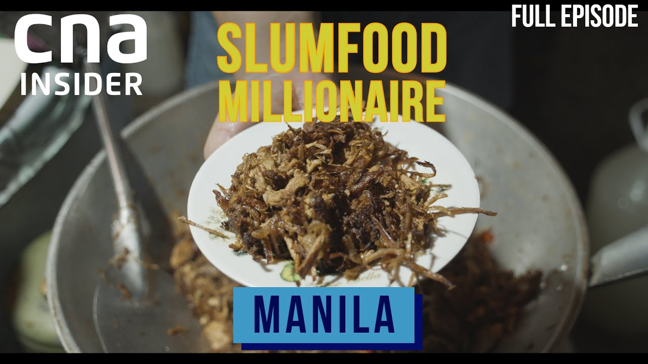 From Offcuts To Delicacies In Manila's Biggest Slum, Tondo   Slumfood Millionaire   Philippines