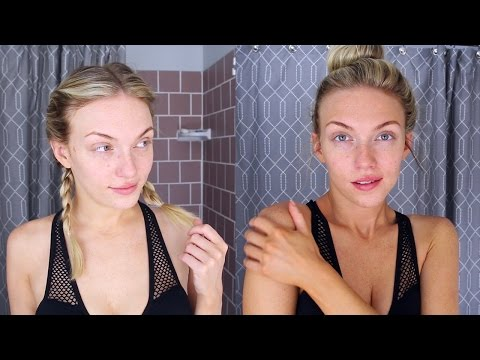 My Self Tanning Routine | Plus Tips + Tricks!
