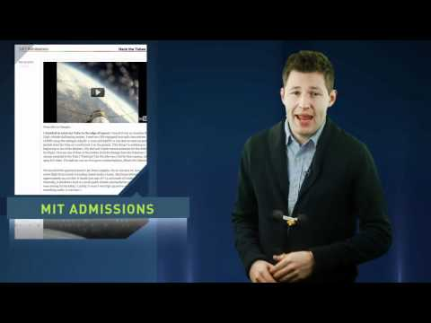 16 Year-Old Admitted into MIT, Sends Acceptance Letter into Space