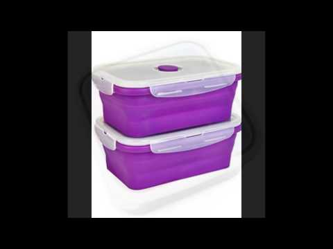 Where to Buy Large Food Containers with Lids