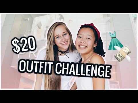 $20 PRIMARK OUTFIT CHALLENGE WITH MADEBY NOELLE