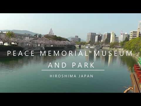 Japan, Hiroshima - Peace Memorial Museum and Park (2018)