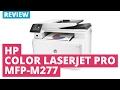 HP Color Laserjet Pro MFP M277n A4 Colour Multifunction Laser Printer