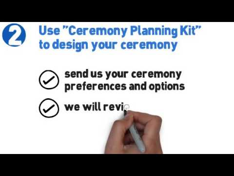 How To Get Started with your Orlando wedding officiant 407-521-8697